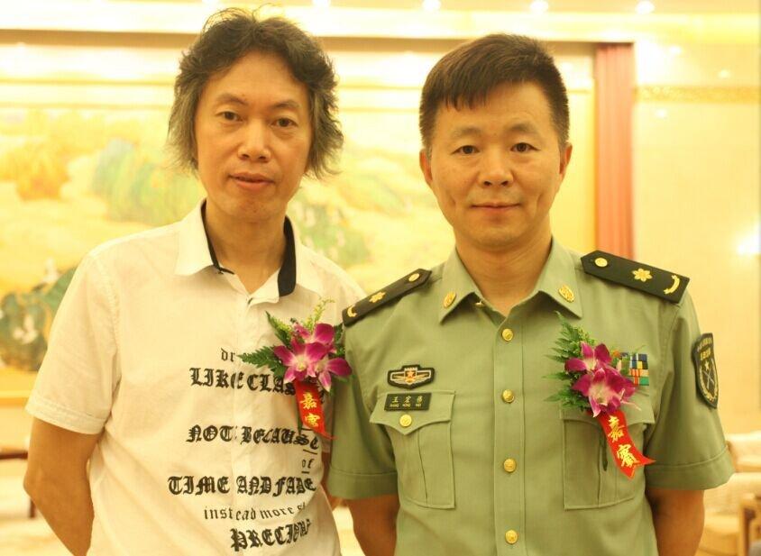 2012年汕头流行音乐协会成立,林伟文当选为汕头市流行音乐协会第一届图片
