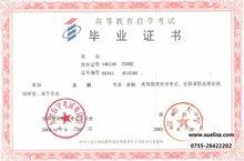 上海录取高中自考大学深圳图片