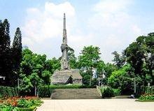 广州起义烈士陵园建筑