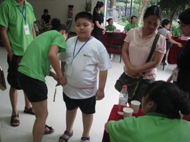 青少年减肥夏令营成都健身减肥图片