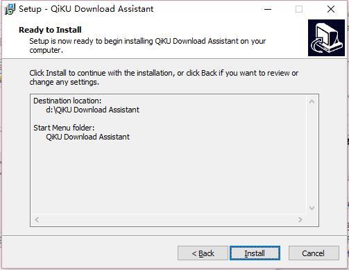 刷机软件第四步选择Install