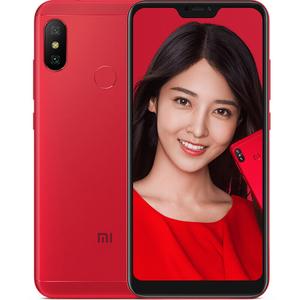 小米【红米6 Pro】全网通 红色 3G/32G 国行 95成新