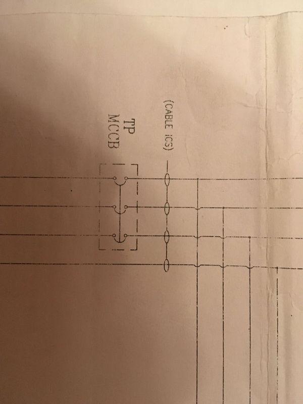这几个电路图符号是什么意思?