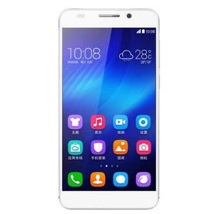 华为 【荣耀6】 联通 4G/3G/2G 白色 16 G 国行 85成新 运存3G真机实拍保修半年