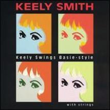 keely swings basie style...with strings