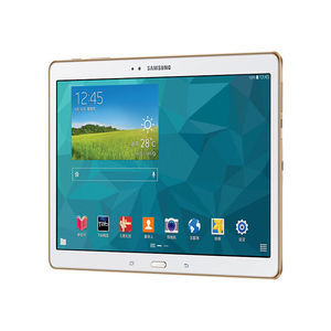 三星【Galaxy Tab S】白色 国行 16 G 移动 4G/3G/2G 9成新