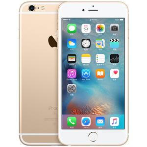 苹果【iPhone 6s Plus】64G 95成新  全网通 国行 金色