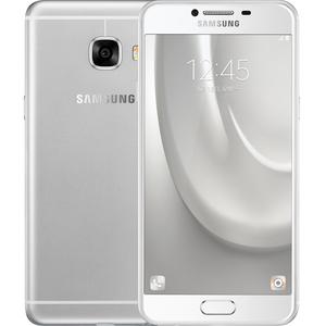 三星【Galaxy C5】银色 全网通 64 G 国行 8成新