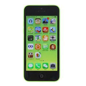 苹果 【iPhone 5C】 电信 3G/2G 绿色 16 G 国行 85成新