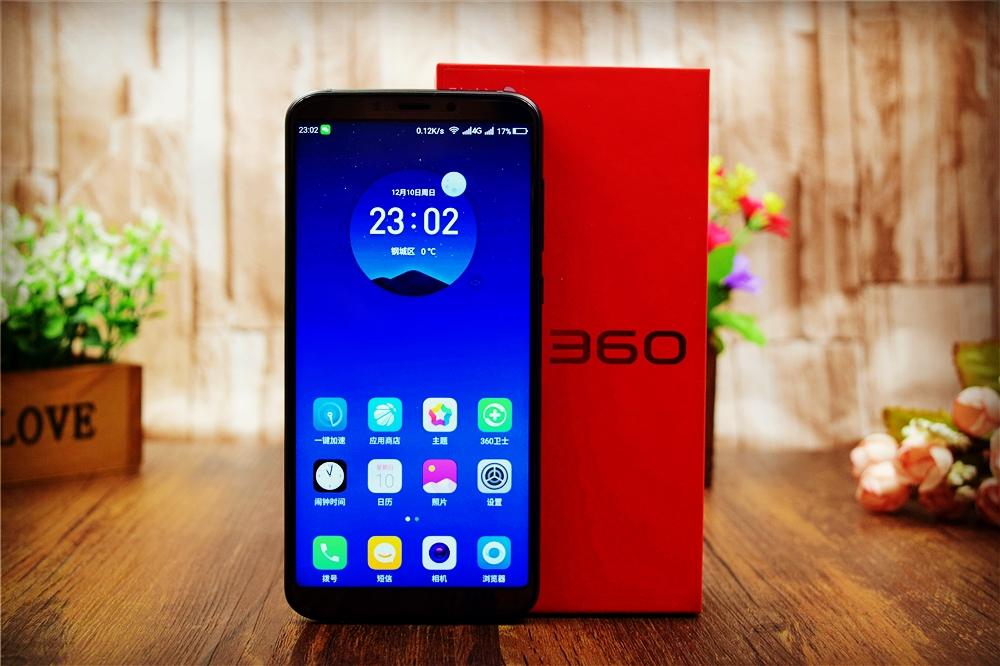 颜值和性能的完美结合,360手机N6 Pro开箱简评!