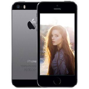 苹果 【iPhone 5S】 联通 3G/2G 灰色 16 G 国行 8成新
