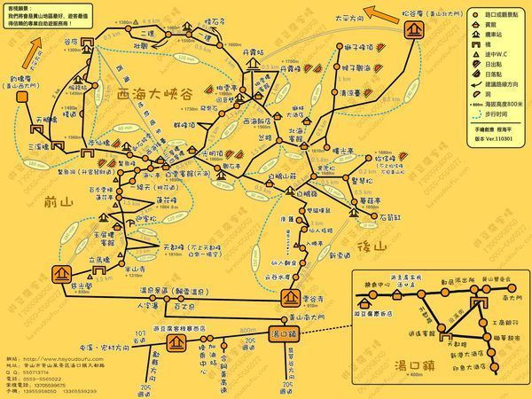 黄山旅游攻略