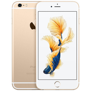 苹果【iPhone 6s】全网通 金色 64G 国行 7成新 真机实拍