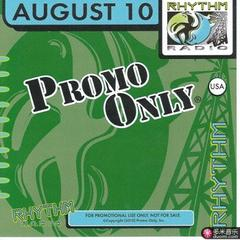 promo only mainstream radio august 2010