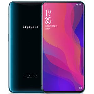 oppo【Find X】移动 4G/3G/2G 蓝色 8G/128G 国行 9成新 型号:PAFT00
