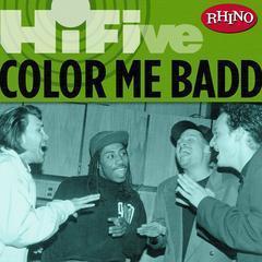 rhino hi-five: color me badd (us release)