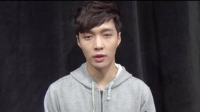 2016 S.M. GLOBAL AUDITION - LAY MESSAGE