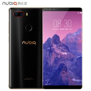 努比亚【Z17S】全网通 黑色 64G 国行 9成新