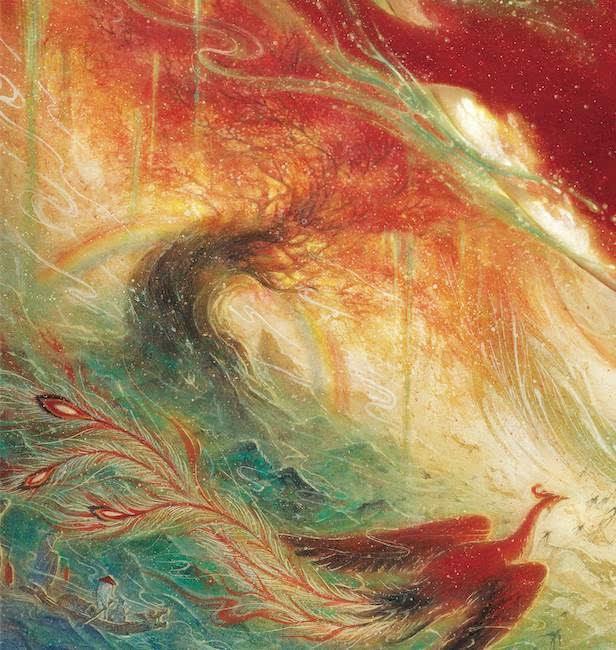 求大鱼海棠这幅图的高清壁纸