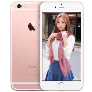 苹果【iPhone 6S Plus】16 G 99成新  全网通 国行 玫瑰金