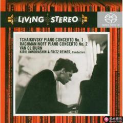 tchaikovsky:concerto no.1 rachmaninoff concerto no.2