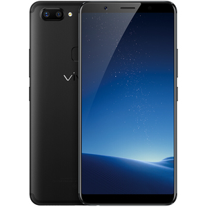 vivo【X20】移动 4G/3G/2G 黑色 64 G 国行 8成新