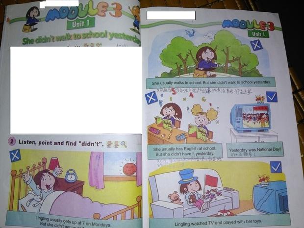 英语四年级下册手抄报