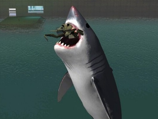 最恐怖的动物吃人视频
