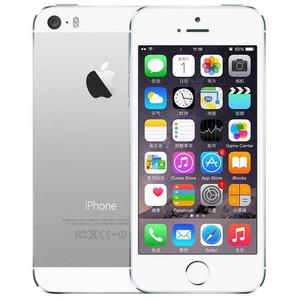 苹果 【iPhone 5S】 电信 3G/2G 白色 16 G 国行 85成新