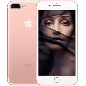 苹果【iPhone7 Plus 特价】玫瑰金 全网通 国行 256G 99成新