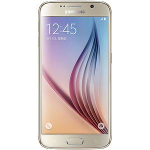 三星【Galaxy S6】电信 4G/3G/2G 金色 32 G 国行 95成新