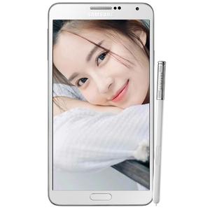 三星【Galaxy Note 3】移动 3G/2G 白色 32 G 国行 8成新