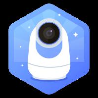 360智能摄像机云台版1080P-标准款