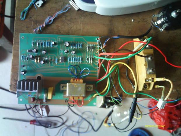 滑差电机控制器改为温度调节器怎么搞,除了更换tyn412为双向可控硅外