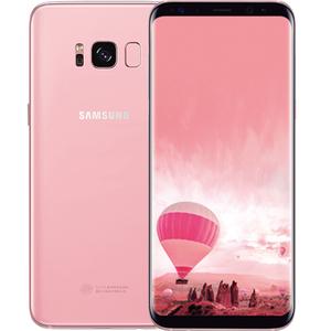 三星【Galaxy S8+】全网通 红色 128G 国行 9成新 真机实拍