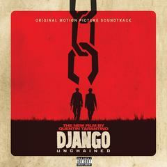 django unchained (original motion picture soundtrack)(被解救的姜戈 电影原声带)