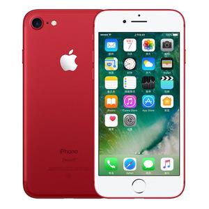 苹果【iPhone 7】全网通 红色 128G 国行 8成新