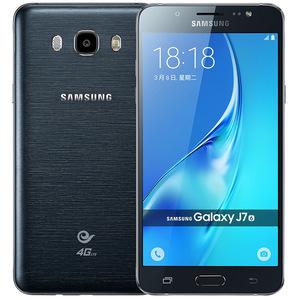 三星【Galaxy J7(2016)】电信 4G/3G/2G 黑色 16 G 国行 95成新