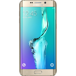 三星【Galaxy S6 Edge+】全网通 金色 32G 国行 8成新