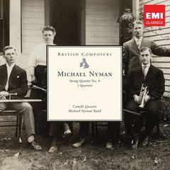 string quartet no.4, three quartets