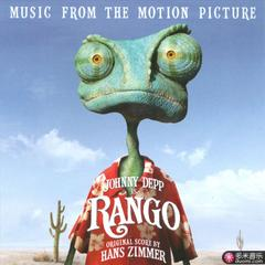 rango(music from the motion picture)