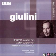布鲁克纳第八交响曲 德沃夏克第八交响曲