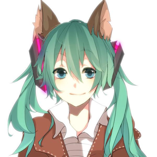 有没有猫耳朵的图片,可爱一点的,可以当头像的