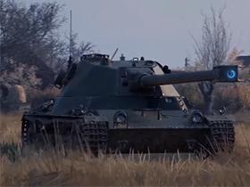 """坦克世界 V系金币中型坦克""""兰森C""""视频欣赏"""