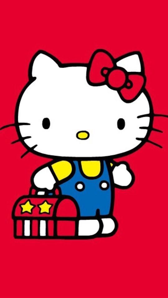 凯蒂猫的蝴蝶结怎么画