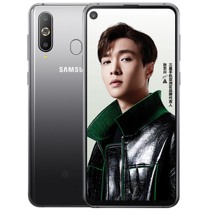 三星【Galaxy A8s】全网通 银色 6G/128G 国行 95成新 6G/128G真机实拍