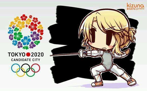 这几个是日本奥运会的吉祥物吗?他们叫什么名字!如图