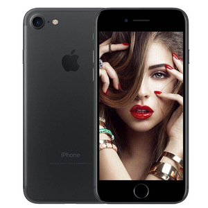 苹果【iPhone 7】黑色 全网通 32 G 国行 8成新