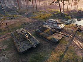 坦克世界 全新组队2.0系统即将到来!