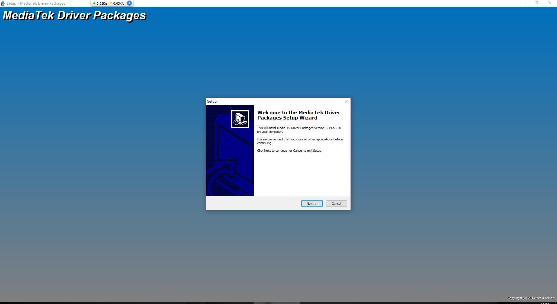 安装SP_Driver_V2.0_Install点击Next